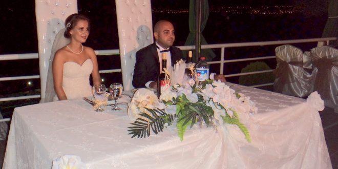 Victoria ve Erdem'in düğünü